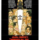 Murder On The Orient Express (1974) DVD