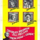 From Noon Til Three (1976) - Charles Bronson DVD