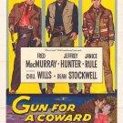 Gun For A Coward (1957) - Fred MacMurray DVD