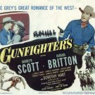 Gunfighters (1947) - Randolph Scott DVD