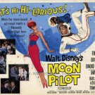 Moon Pilot (1962) - Brian Keith DVD
