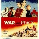 War And Peace (1956) - Audrey Hepburn (2 DVD Set)