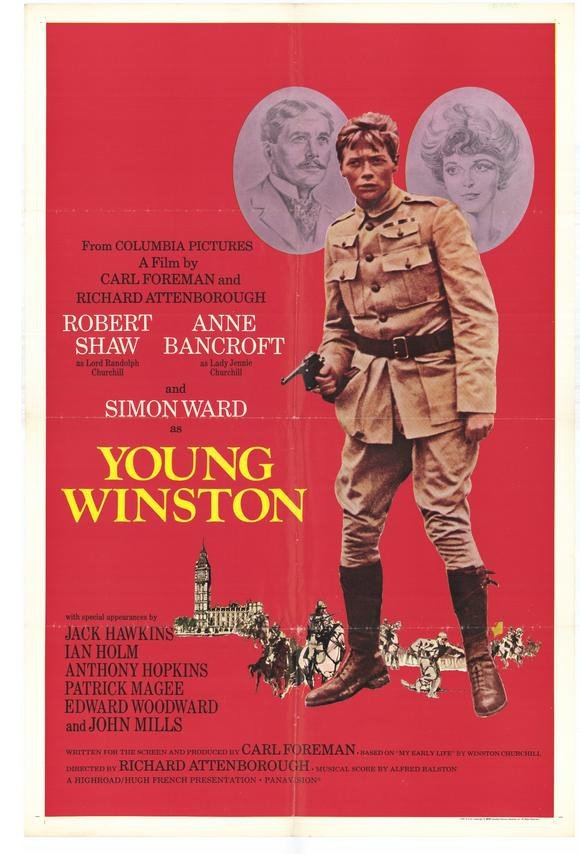 Young Winston (1972) - Robert Shaw DVD