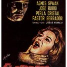 The Secret Of Dr. Orloff (1964) - Jess Franco DVD