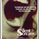 The Silent Scream (1980) - Barbara Steele DVD