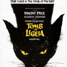 The Tomb Of Ligeia (1964) - Vincent Price DVD