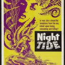 Night Tide (1961) - Dennis Hopper DVD