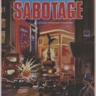 Sabotage (1936) - Alfred Hitchcock DVD