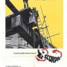 Scorpio (1973) - Burt Lancaster DVD