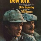 Sherlock Holmes In New York (1976) - Roger Moore DVD