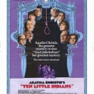 Ten Little Indians (1974) - Oliver Reed DVD