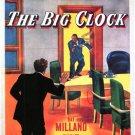 The Big Clock (1948) - Ray Milland DVD