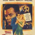 The Big Combo (1955) - Cornel Wilde DVD