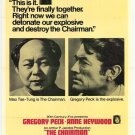 The Chairman (1969) - Gregory Peck DVD