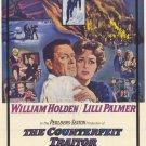 The Counterfeit Traitor (1961) - William Holden DVD