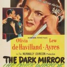 The Dark Mirror (1946) - Olivia De Havilland DVD