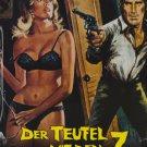 The Devil Has 7 Faces (1972) - George Hilton  UNCUT DVD