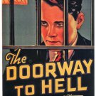 The Doorway To Hell (1930) - James Cagney DVD