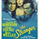 The Stranger (1946) - Orson Welles DVD