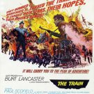 The Train (1964) - Burt Lancaster DVD