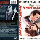 To Have And Have Not (1944) - Humphrey Bogart  Color Version DVD