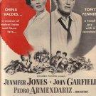 We Were Strangers (1949) - John Garfield DVD