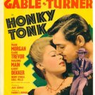 Honky Tonk (1941) - Clark Gable DVD