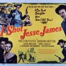 I Shot Jesse James (1949) - Preston Foster DVD