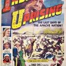 Indian Uprising (1952) - George Montgomery DVD