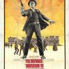 Invitation To A Gunfighter (1964) - Yul Brynner DVD