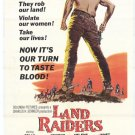 Land Raiders (1969) - Telly Savalas DVD