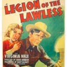 Legion Of The Lawless (1940) - George O´Brien DVD