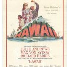 Hawaii (1966) - Max von Sydow DVD