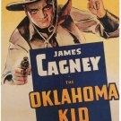 Oklahoma Kid (1939) - James Cagney DVD