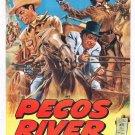 Pecos River (1951) - Charles Starrett DVD