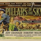 Pillars Of The Sky (1956) - Jeff Chandler DVD