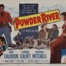 Powder River (1953) - Rory Calhoun DVD