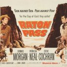 Raton Pass (1951) - Dennis Morgan DVD