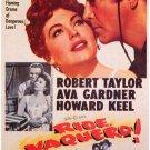 Ride Vaquero (1953) - Robert Taylor DVD