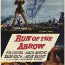 Run Of The Arrow (1957) - Rod Steiger DVD