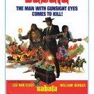 Sabata (1969) - Lee Van Cleef DVD