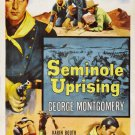 Seminole Uprising (1955) - George Montgomery DVD