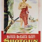Shotgun (1955) - Sterling Hayden DVD