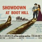 Showdown At Boot Hill (1958) - Charles Bronson DVD