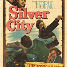 Silver City (1951) - Edmond O´Brien DVD