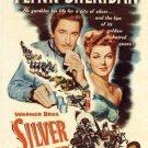 Silver River (1948) - Errol Flynn DVD