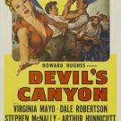 Devil´s Canyon (1953) - Dale Robertson  DVD
