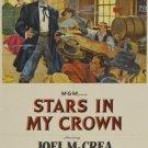 Stars In My Crown (1950) - Joel McCrea DVD