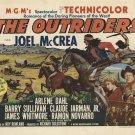 The Outriders (1950) - Joel McCrea DVD