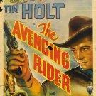 The Avenging Rider (1943) - Tim Holt DVD